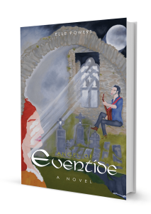 Angel of Eventide Cover