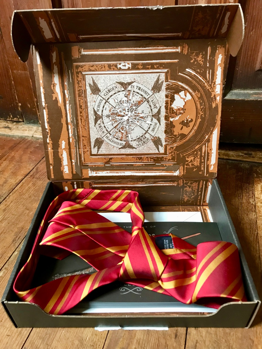 """Ties That Bind"" J. K. Rowling's Wizarding World Loot Crate"