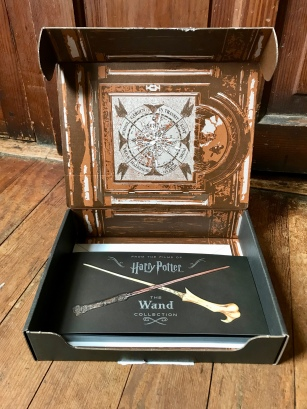 Wand Collection Book Harry Potter Films J. K. Rowling's Wizarding World Loot Crate